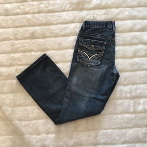 Helix Jeans Slim Boot Boys Jeans Size 16